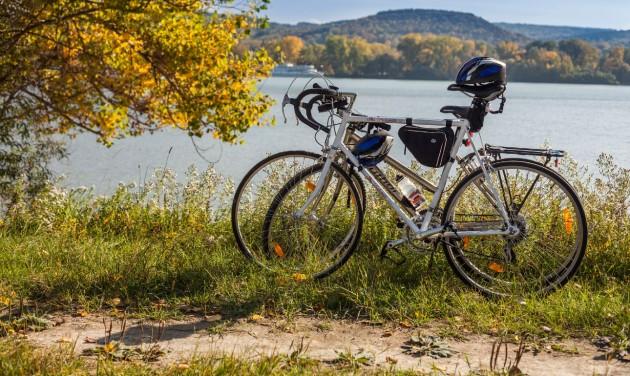 Bővült a kerékpáros kínálat a Duna északi partján
