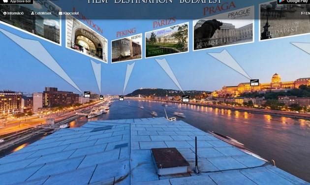 Budapest – Film Destination