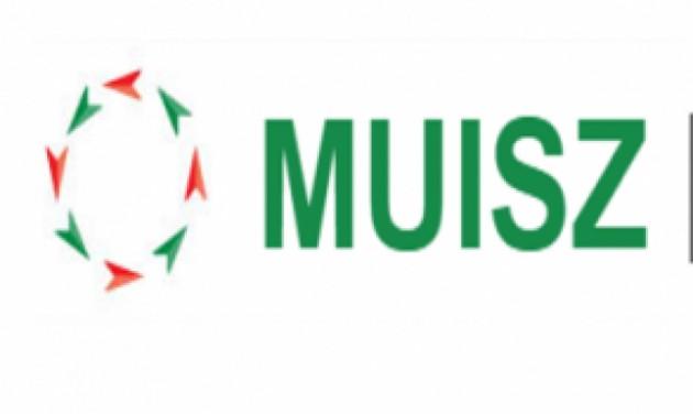 MUISZ: szolgáltatói díjátadás az Urban Betyár Étteremben