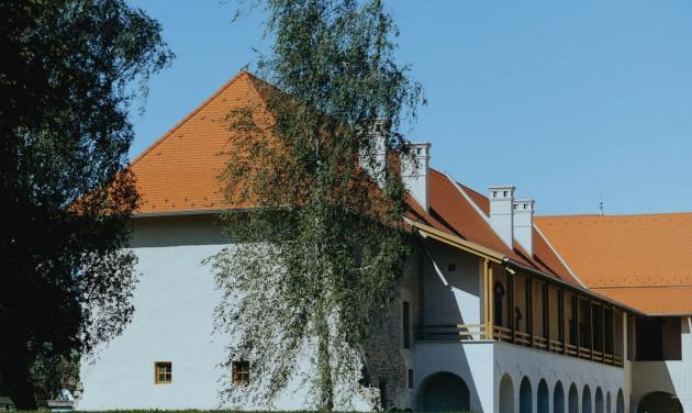 Befejeződött a borsi Rákóczi-várkastély felújítása