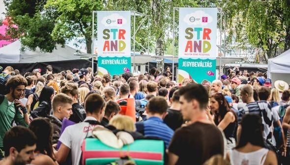 Világsztárok a Strand fesztiválon