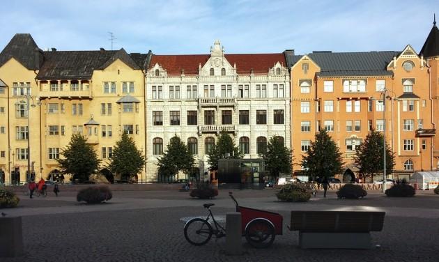 Helsinki és Lyon Európa turisztikai fővárosa