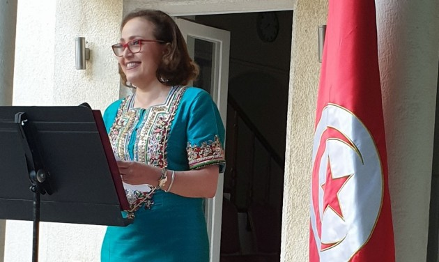 Elköszönt a turizmus tunéziai nagykövete