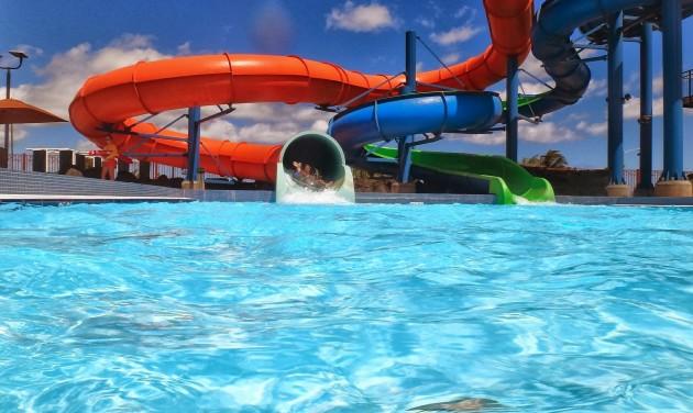 Vízi élménypark és sporthotel épül Győrben