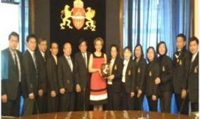 Thaiföldi kormánytisztviselők Budapesten – fókuszban a turizmus