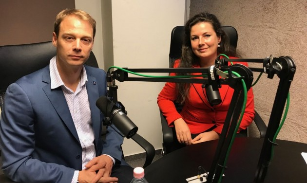 BUD CB: cél a tudásátadás és az üzletfejlesztés – podcast