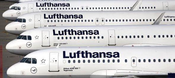 Sztrájkolnak a Lufthansa pilótái kedden Frankfurtban