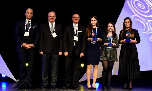 CheckINN-díjátadó a Turizmus Évadnyitó Gálán