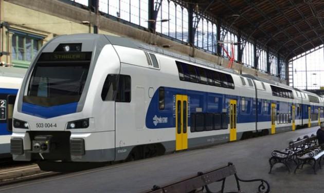 Uniós támogatással emeletes vonatok Budapesten