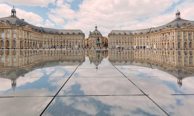 Bordeaux-ba közvetlenül