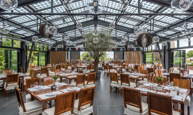 Steakhouse-ként újult meg a Haraszthy Pincészet étterme