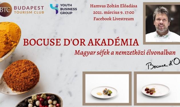 Magyar séfek a nemzetközi élvonalban – beszélgetés Hamvas Zoltánnal