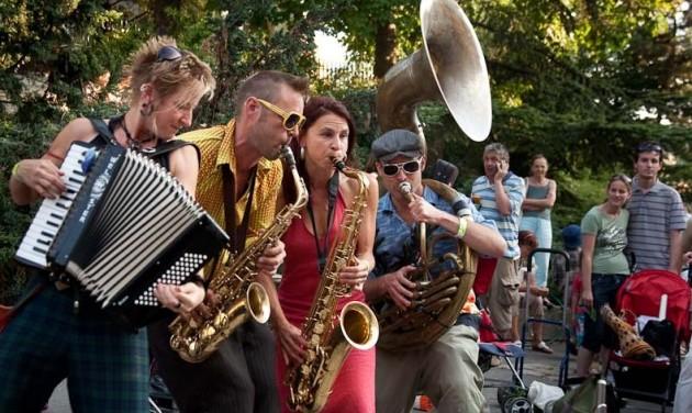 Jövő szerdán indul a Veszprémi Utcazene Fesztivál