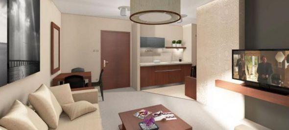 Négycsillagos apartmanhotel épül Hajdúszoboszlón