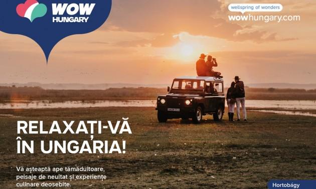 A közeli országok utazóit szólítja meg az MTÜ új kampánya