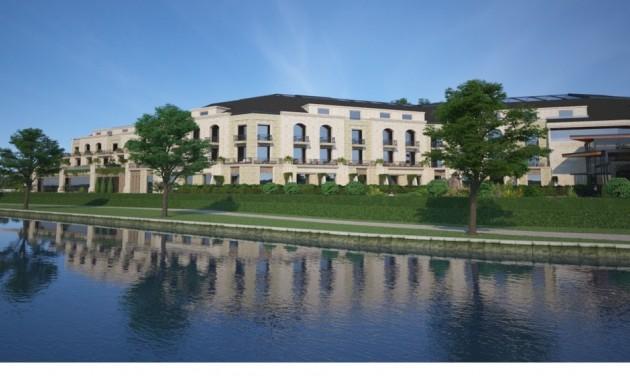 Ötcsillagos szállodát építene a tatai Öreg-tó partján az Avalon