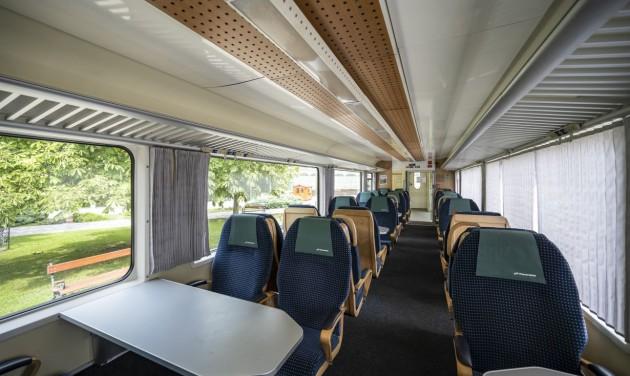 Új élményvonatflottával bővül a MÁV Rail Tours