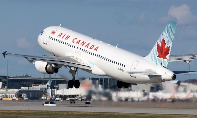 Felvásárolja az Air Transatot az Air Canada