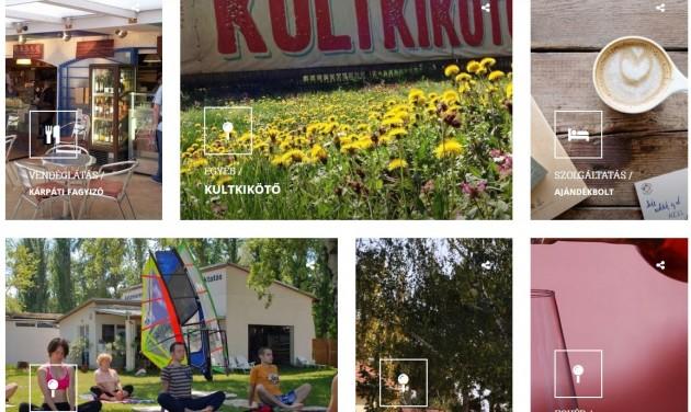 Útvonalat is tervez a Balatonföldvár turisztikai régió új portálja