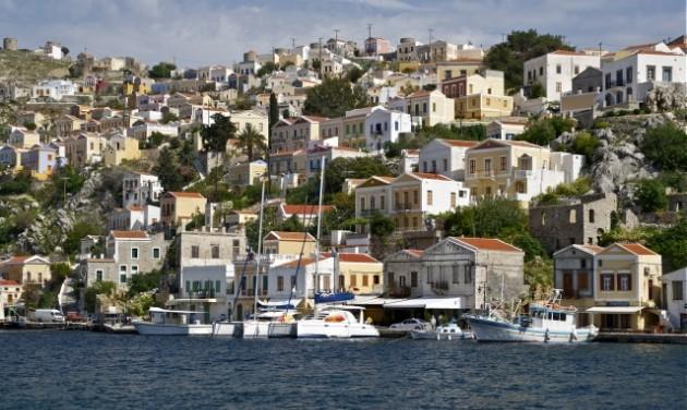 Idegenforgalmi adót készül bevezetni Görögország