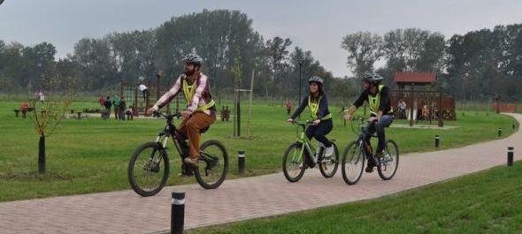 Egymilliárd forintból elkészült az Ős-Dráva Látogatóközpont