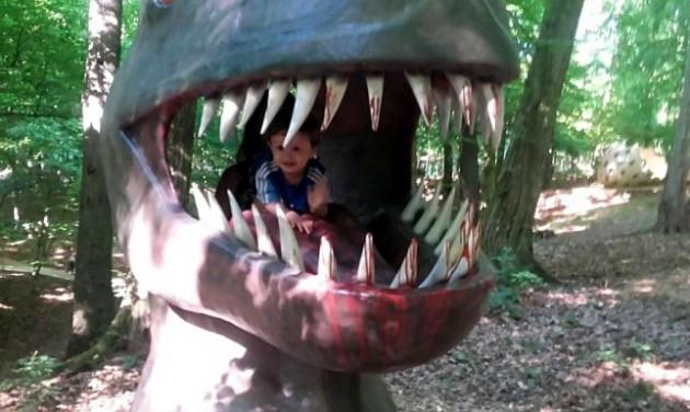 Hungarosaurus tormai Budakeszin