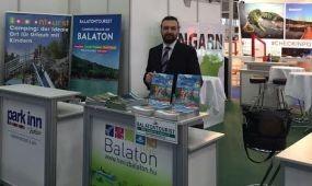 Balatontourist a turisztikai vásárokon