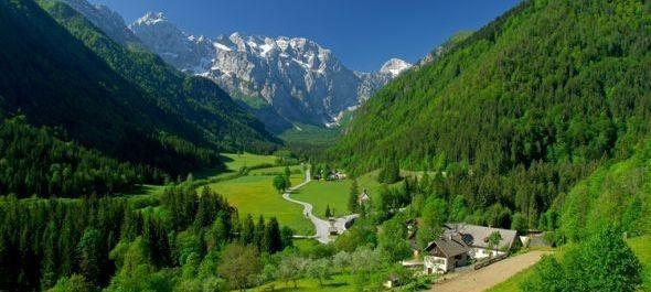 Szlovénia, a zöld ország