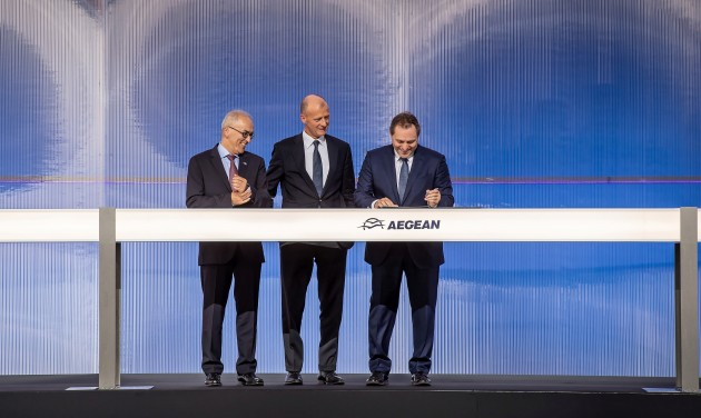 Aegean-Airbus megállapodás