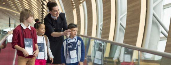 Gyermekbarát szolgáltatások az Air France-tól