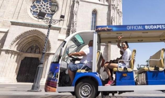 Guller Zoltán: Többet költenek a turisták