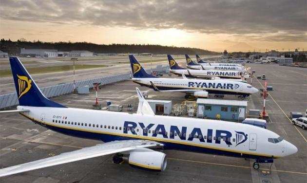 Ryanair-sztrájk: német járatok is kiesnek