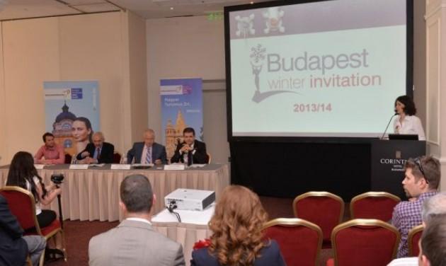 Minden eddiginél sikeresebb Budapest Winter Invitation