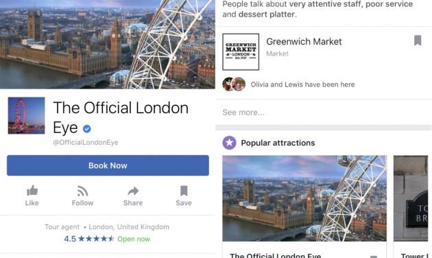 Városkalauz a Facebookkal