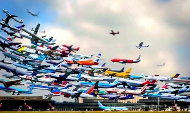 Rekordév volt 2016 az unió légi utasforgalmában