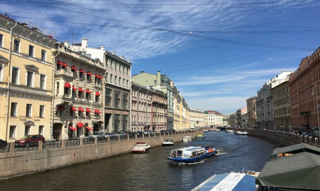 Idegenforgalmi adót vezet be Szentpétervár