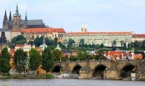 Az elnöki irodák is látogathatók lesznek a prágai Hradzsinban