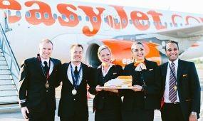 Heti három járatot indít Budapestről Lyonba az easyJet