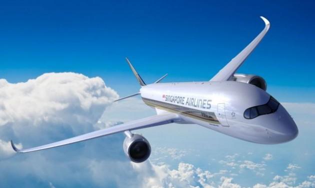 Majd' 19 óra repülés egyhuzamban a Singapore Airlines fedélzetén