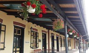 A Balaton egyik legszebb vasútállomása lett a balatonszentgyörgyi