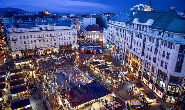 Budapesti karácsonyi és szilveszteri programokat ajánl a BFTK