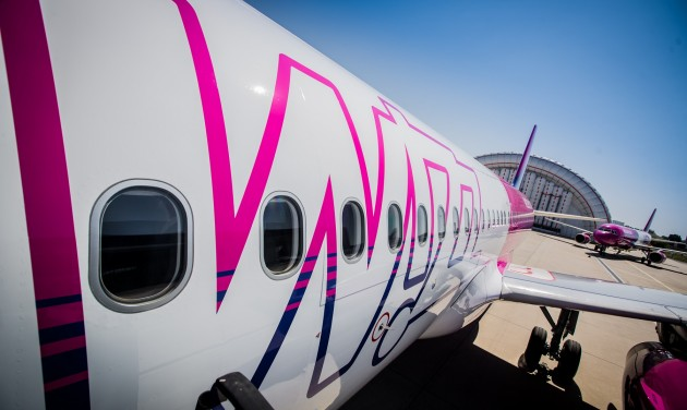 London Gatwicken is bázist létesít a Wizz Air