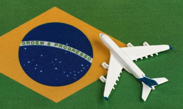 Franciaország felfüggesztette a légi közlekedést Brazíliával