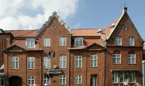 Dániában is népszerű a kastélyturizmus