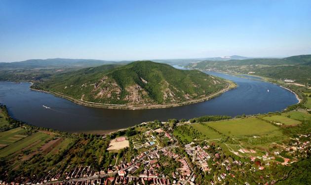 A Dunakanyar az ötödik kiemelt turisztikai térség