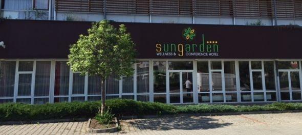 SunGarden Wellness és Konferencia Szálloda néven született újjá a Hotel Vértes Siófokon
