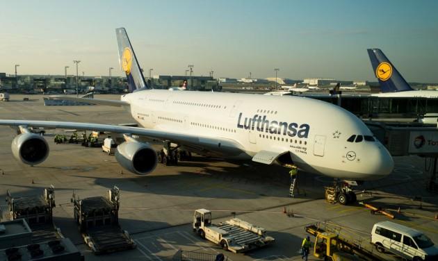 Felfüggesztheti működését a Lufthansa csoport