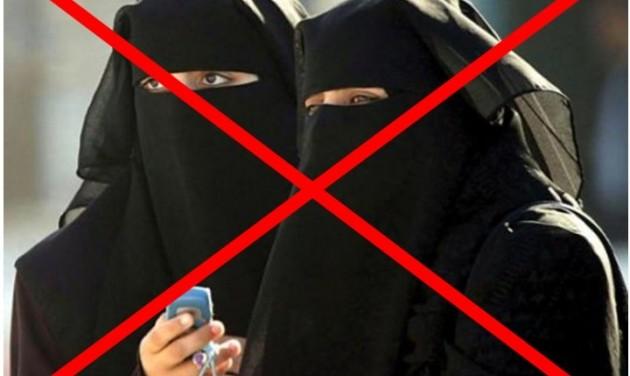 Jön a burkatilalom Ausztriában