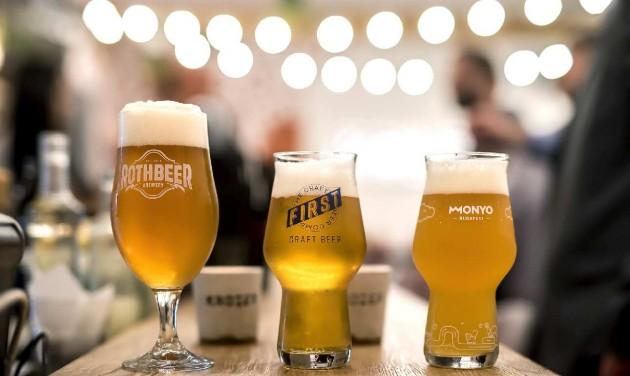 Kézműves söröket kínál a Krúzer