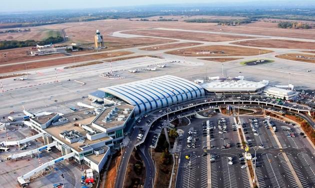 Európa élvonalában a budapesti repülőtér forgalomnövekedése